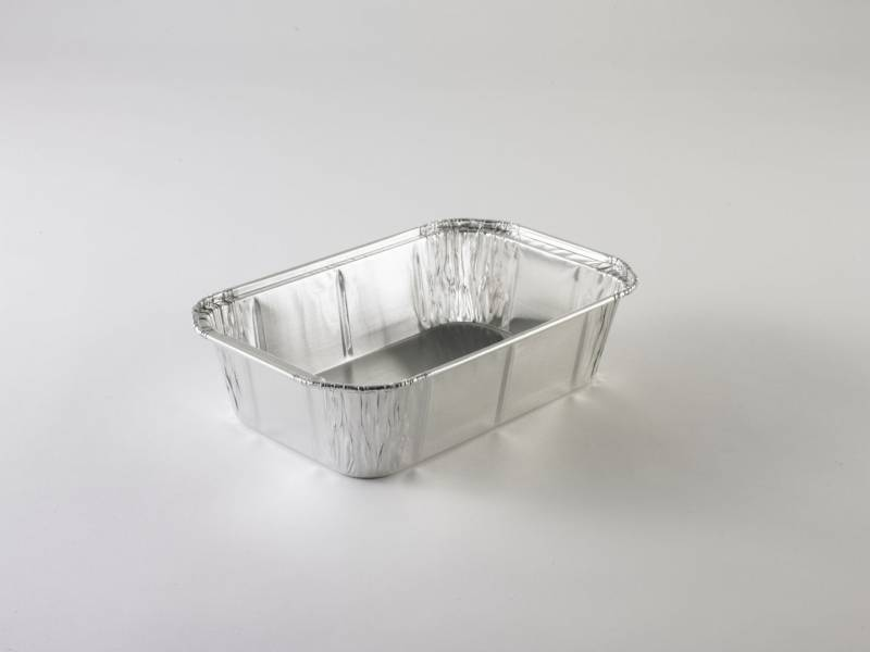 Image of   Folieform 75165 gourmet alu 254x160x60mm 1650ml 100stk/pak
