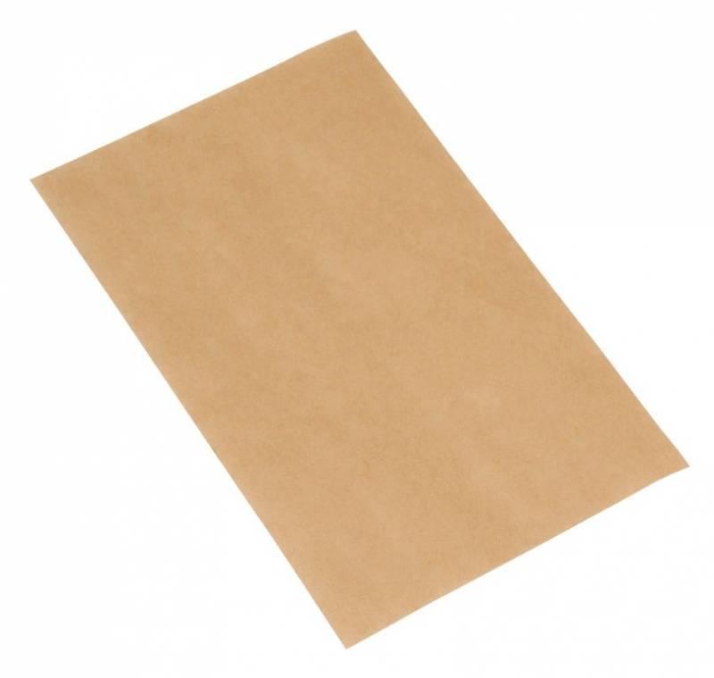 Image of   Pølsepapir 12,5x20cm pergament 1000ark/pak