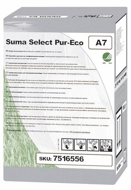 Image of   Afspænding Suma Select Pur-Eco A7 10l