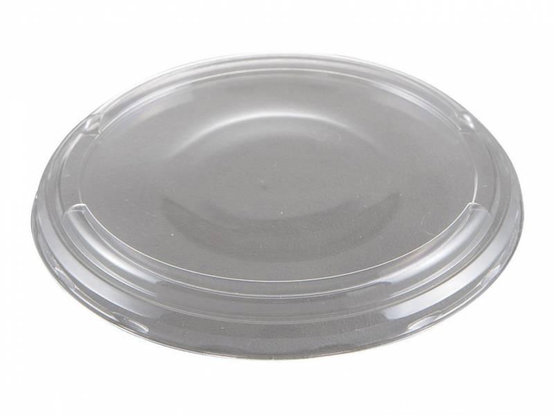 Låg t/plast bakke rund Klar Apet 1026stk/kar M5123-5