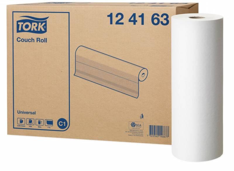 Billede af Lejepapir Tork c1 mediroll 49,5cmx185m 2rul/kar 124163