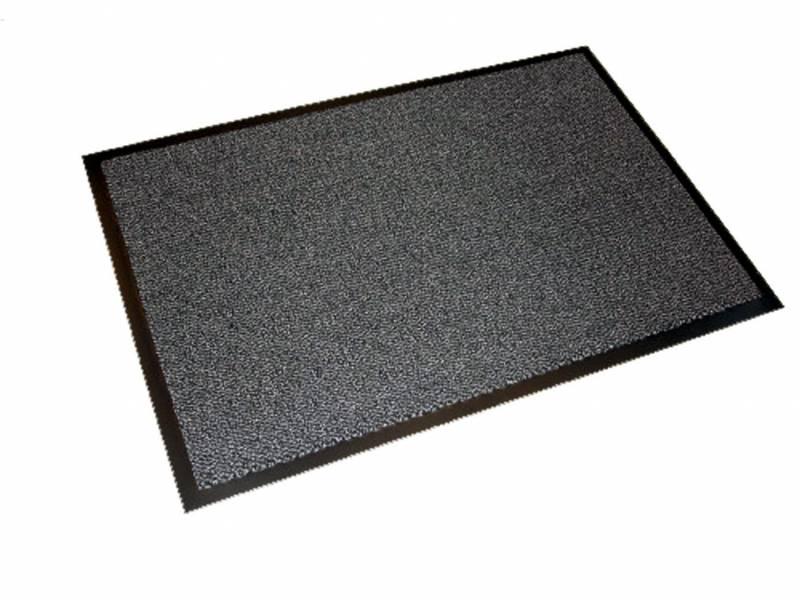 Image of   Måtte Serie 3000 mørkegrå 130x200cm