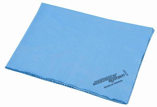 Image of   Glasklude Jonmaster 40x50cm 5stk/pak blå