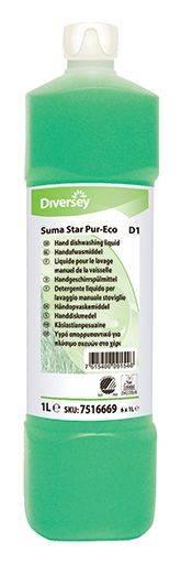 Image of   Håndopvask Suma Star Pur-Eco D1 1l