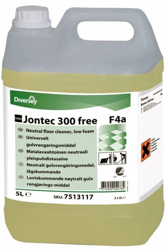 Image of   Gulvrengøring TASKI Jontec 300 free 5l