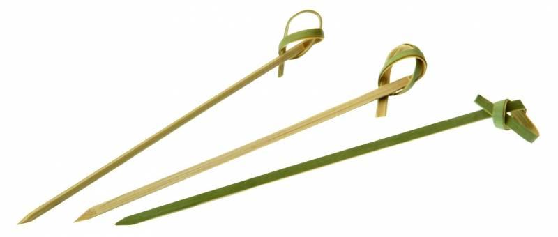 Spyd træ 120mm Saigon bambus 250stk/pak