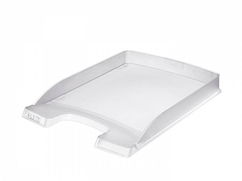 Image of   Brevbakke Leitz Plus Slimline A4 37mm klar