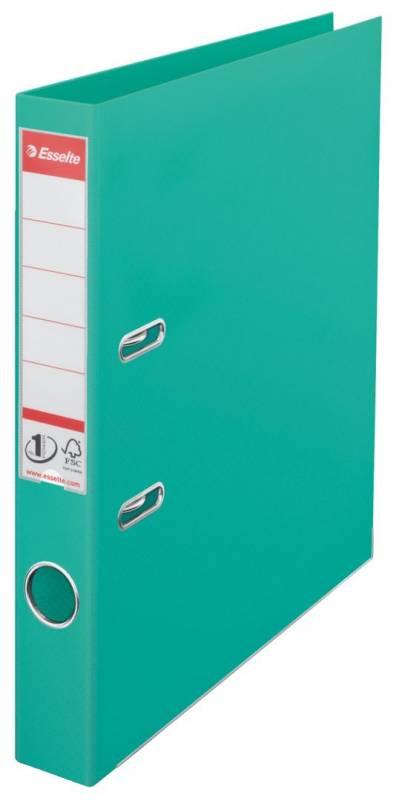 Billede af Brevordner Esselte lysgrøn A4 smal No. 1 Power