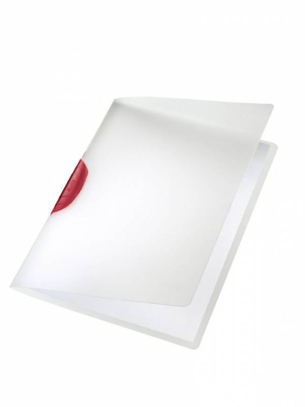 Image of   Universalmappe Leitz ColorClip A4 t/30 ark PP rød