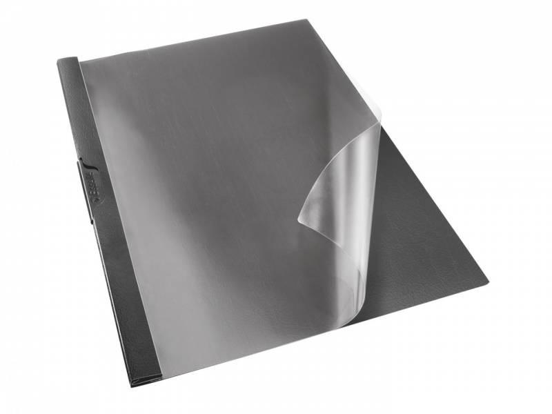 Image of   Universalmappe Esselte A4 t/30 ark PVC sort