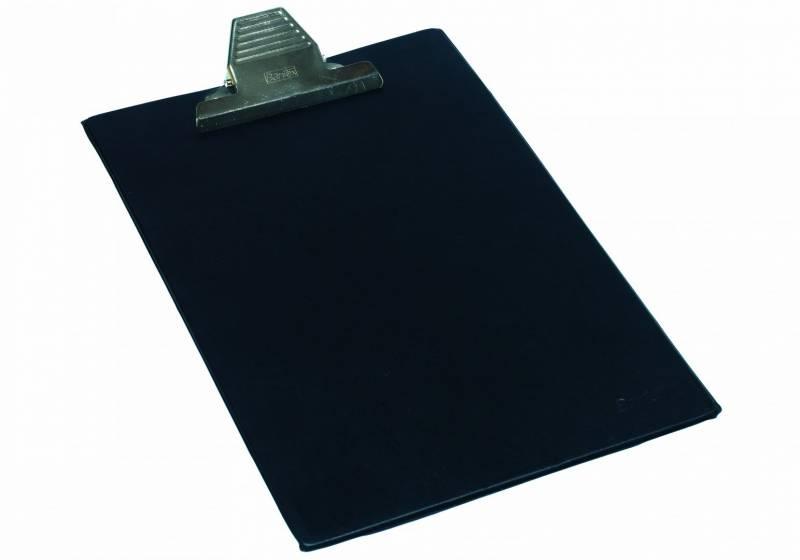 Image of   Clipboard Bantex 36x22cm sort m/jumbo clip til ophæng
